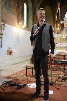 Benefiční koncert Ondřeje Rumla na střechu pro sv. Štěpána