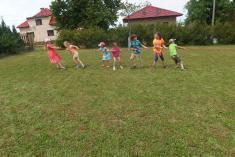 Dětské letní odpoledne