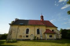 Kostel sv. Štěpána v Řitonicích