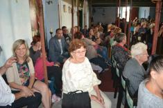 Benefiční koncert Ondřeje Rumla